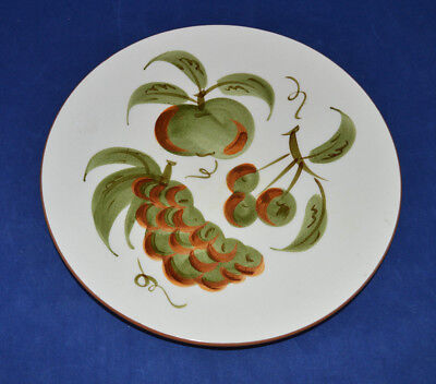 Stangl ORCHARD SONG 10 inch Dinner Plate