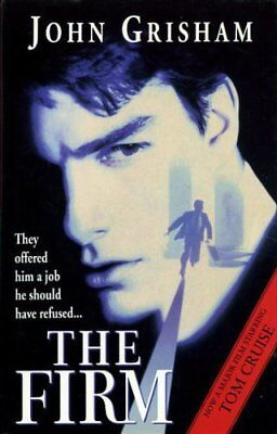 The Firm by Grisham, John Hardback Book The Cheap Fast Free Post