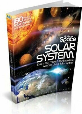 All About Space Book of the Solar System by Imagine Publishing Book The Cheap