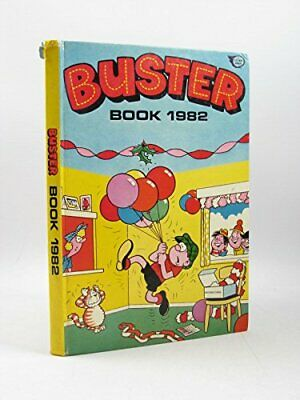BUSTER BOOK 1982 by No Author Book The Cheap Fast Free Post