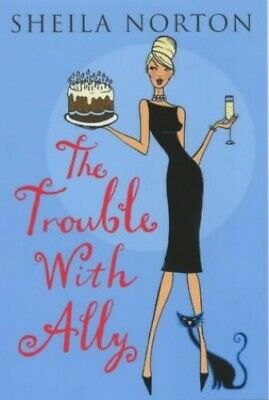 The Trouble With Ally by Norton, Sheila Paperback Book The Cheap Fast Free Post