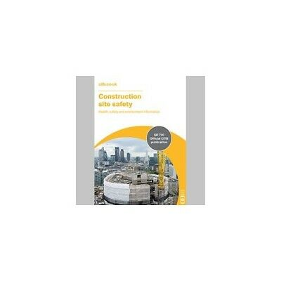 Citb ge700 construction site safety book set 2015 and supporting construction site safety ge 700 health safety and environment info fandeluxe Gallery