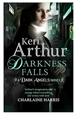 Darkness Falls: Book 7 in series (Dark Angels) by Arthur, Keri Book The Cheap