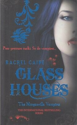 The Morganville vampires: Glass houses - Rachel Caine - a&b - Good - Paperback