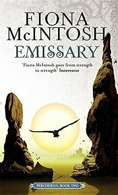 Emissary: Percheron Book Two (Percheron Series) by McIntosh, Fiona Paperback The