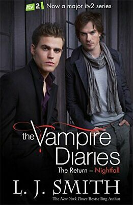 The Vampire Diaries: Nightfall: Book 5: 1/3 by J Smith, L Paperback Book The