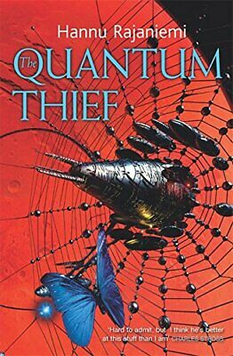 The Quantum Thief by Rajaniemi, Hannu Paperback Book The Fast Free Shipping