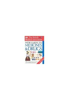 BMA New Guide to Medicine and Drugs Paperback Book The Fast Free Shipping