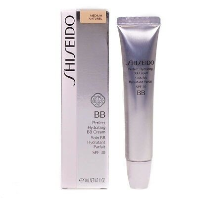 Shiseido Perfect Hydrating BB Cream Medium Naturel SPF30 30ml Tinted Moisturiser