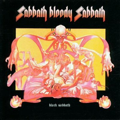 Black Sabbath - Sabbath Bloody Sabbath - Black Sabbath CD FLVG The Fast Free