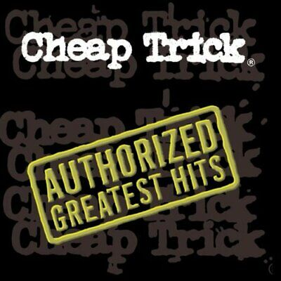 Cheap Trick - Authorized Greatest Hits - Cheap Trick CD C7VG The Fast Free