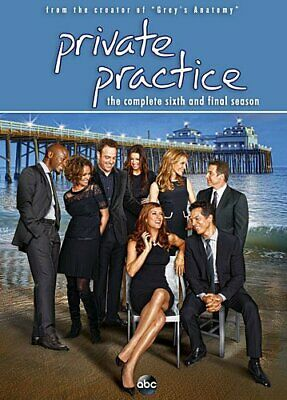 Private Practice: The Complete Sixth Season (3pc) [DVD] [Region 1]... -  CD SEVG