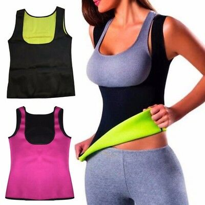 Faja Redu Shaper Body Slimming Vest Waist Cincher Corset Belly Control Shapewear