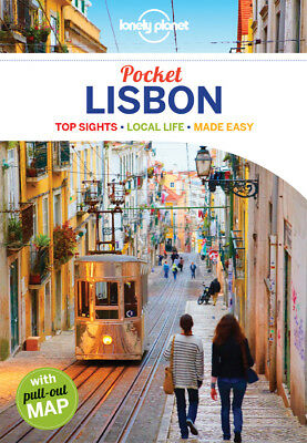 Lonely Planet POCKET GUIDE LISBON 3 Travel Guide BRAND NEW 9781743215623