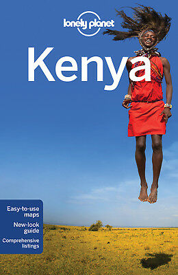 Lonely Planet KENYA (Travel Guide) - BRAND NEW 9781742207827