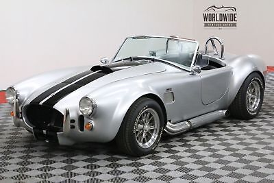 1966 Shelby COBRA HIGH DOLLAR BUILD 5.0L V8 DISC BRAKES