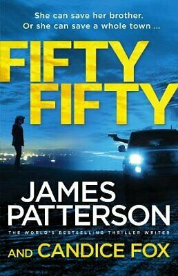Fifty Fifty: (Harriet Blue 2) (Detective Harri... by Patterson, James 1780897111