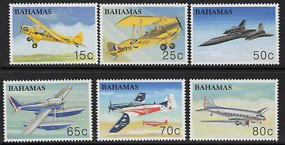 Bahamas Sg1322/7 2003 Powered Flight Mnh