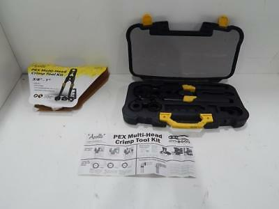 Apollo 341349 PEX Multi Head Crimp Tool Kit	749849	B0792