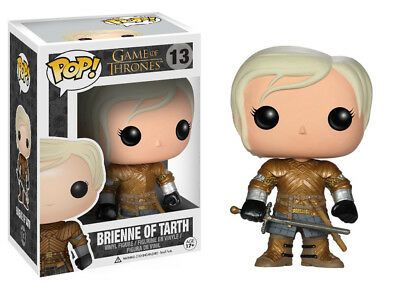 Funko Pop TV Game Of Thrones Brienne Of Tarth Vinyl Collectible Action Figure