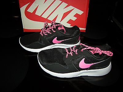Brand  New Girls Black & Pink Nike Kaishi Tennis Shoes, Size 6.5