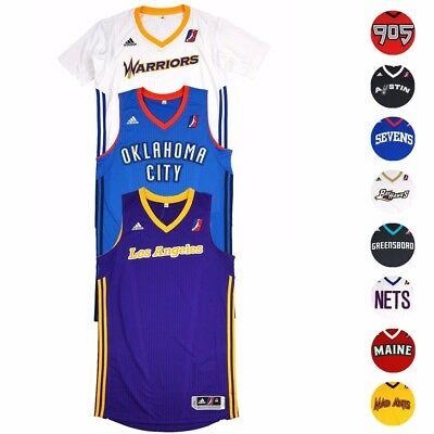 NBA Adidas D-League Authentic On-Court Team Issued Pro Cut Jersey Men's