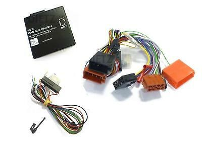 Dietz LFB Adapter Lenkrad Interface Can Bus f. Audi A4 A3 - Kenwood Radio