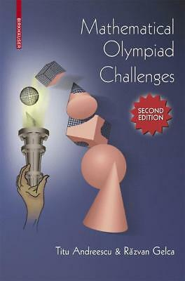 Mathematical Olympiad Challenges, Titu Andreescu