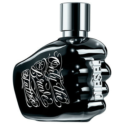 Diesel Only The Brave Tattoo 200ml EDT Eau de Toilette Spray OVP !!