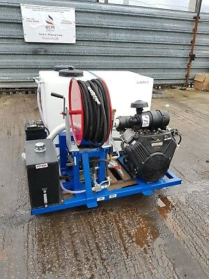 drain jetter 35 hp van pack unit