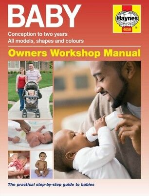 Baby Manual (New Ed) (Hardcover), Banks, Ian, 9780857338297