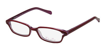 810eef8ee3f3 New Thalia Ana Signature Emblem Optical Eyeglass Frame glasses eyewear In  Style