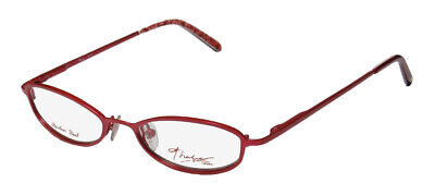 ce19603123ab New Thalia Ave Stainless Steel Ophthalmic Modern Eyeglass Frame glasses  eyewear