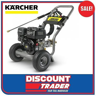 Karcher Petrol Engine High Pressure Washer Cleaner G3200OC 3200 PSI 1.107-259.0