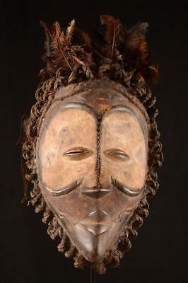 2900 Antique Bembe Mask DR Congo Africa/Africa