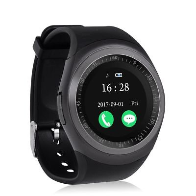Bluetooth Waterproof Smart Wrist Watch Phone Mate SIM GSM Sport For Android LG