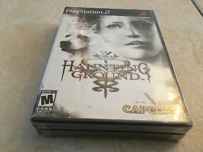 Haunting Ground (Sony PlayStation 2, 2005) PS2 NEW