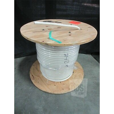 240ft Andrew Heliax AL4RPV-50 Plenum Rated Air Dielectric Coax Cable 5awg 1C *
