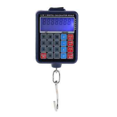 LCD Backlit Electronic Mini Digital Hanging Luggage Weight 50kg/10g Weight