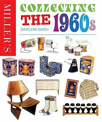 Miller's Collecting the 1960s by Madeline Marsh Book The Fast Free Shipping