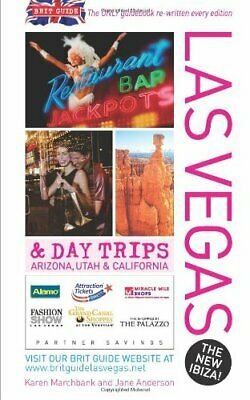 Brit Guide to Las Vegas 2012-3: And Day Trips Ari... by Jane Anderson 0572039158