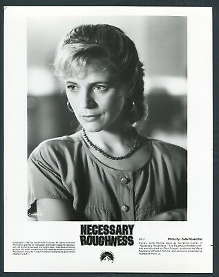 HARLEY JANE KOZAK in Necessary Roughness '91 NECKLACE