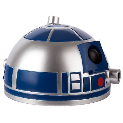 Official Star Wars R2-D2 Helmet Projection Dome Alarm Clock With R2-D2 Sounds