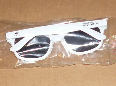 CAPTAIN MORGAN WHITE RUM  SUNGLASSES  NEW in PACKAGE