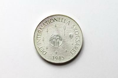 FAO / F.A.O. Sweden - 100 Kronor 1985 - uncirculated - silver