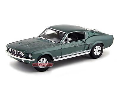 maisto 1 18 ford mustang fastback 1967 31166bk. Black Bedroom Furniture Sets. Home Design Ideas