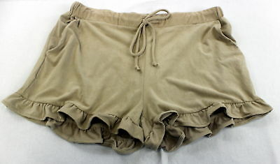 Color Thread Womens Hot Shorts Sz M NWT