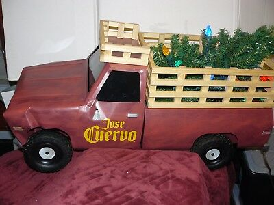 Jose Cuervo Truck Pole Topper Christmas Holiday Display With Lights