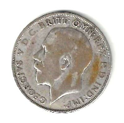 Great Britain - Florin, 1923 - Silver