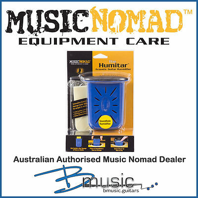 Music Nomad The Humitar Instrument Humidifier - Easy to use, no mess humidifier